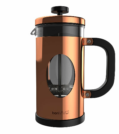 French Press Kupfer