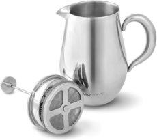 Isolierter Kaffeebereiter- doppelwandig isoliert