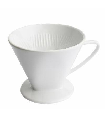 Kaffeefilter aus Prozellan
